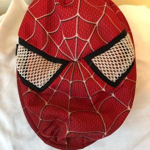 Very cool spider man mask